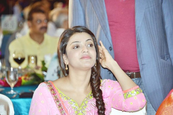 Kajal Aggarwal at NATS (2)