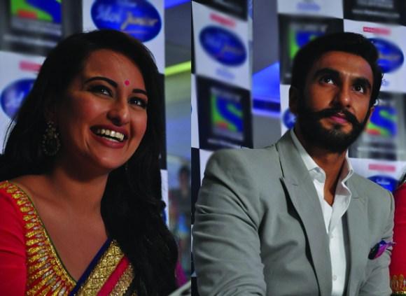 Ranveer and Sonakshi (2)