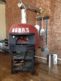 The fab pizza oven