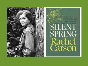 Silent Spring, by Rachel Carson