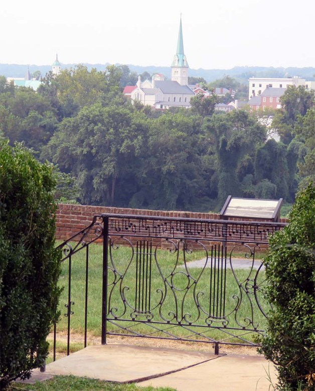 View of Fredericksburg