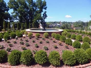 Federal Hill Fountain