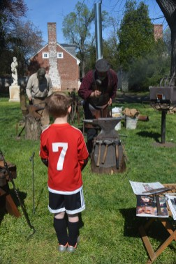 Blacksmithing
