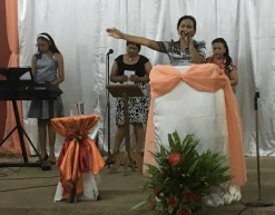 Suyapa led worship
