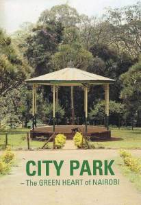 City Park guidebook
