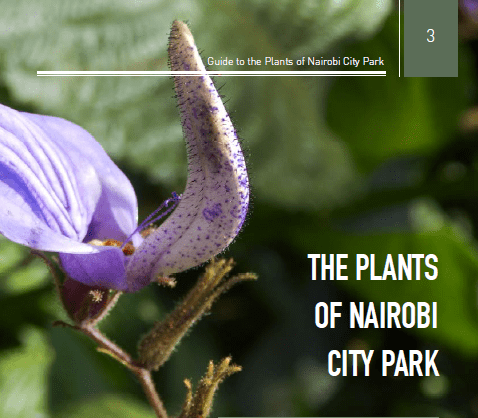 Page 3: The plants of Nairobi City Park.