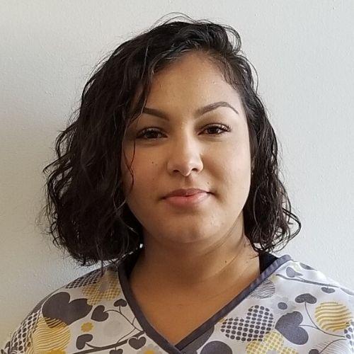 Priscilla Garcia, MA
