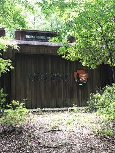 Harry Hampton Visitor Center