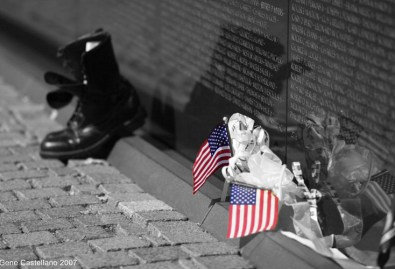 Vietnam Veterans Memorial Oct 15 2007