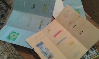 Student's Travel Brochures