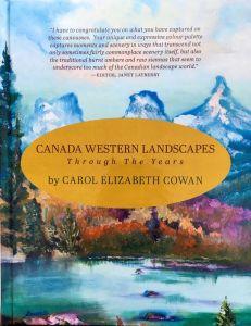 Canadian Western Landscapes - Carol Cowan