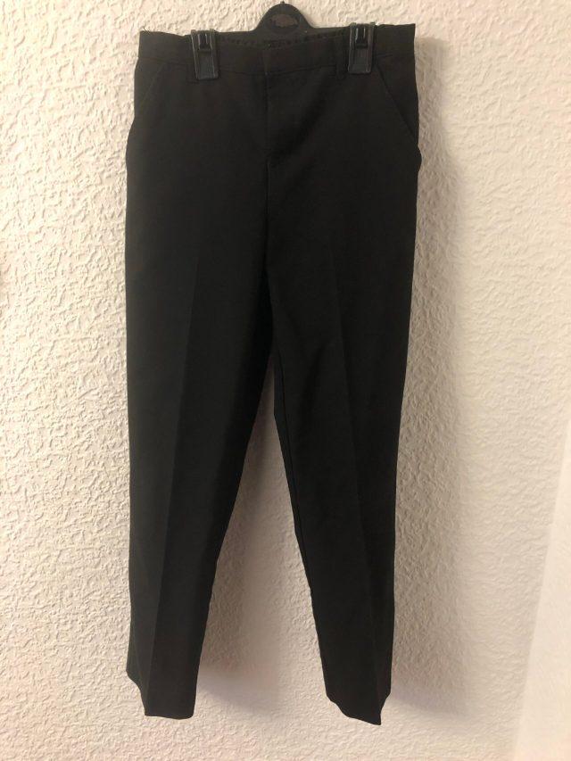 Black School Trousers (size 10-11 years)