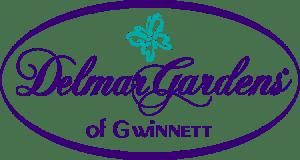 Delmar Gardens logo