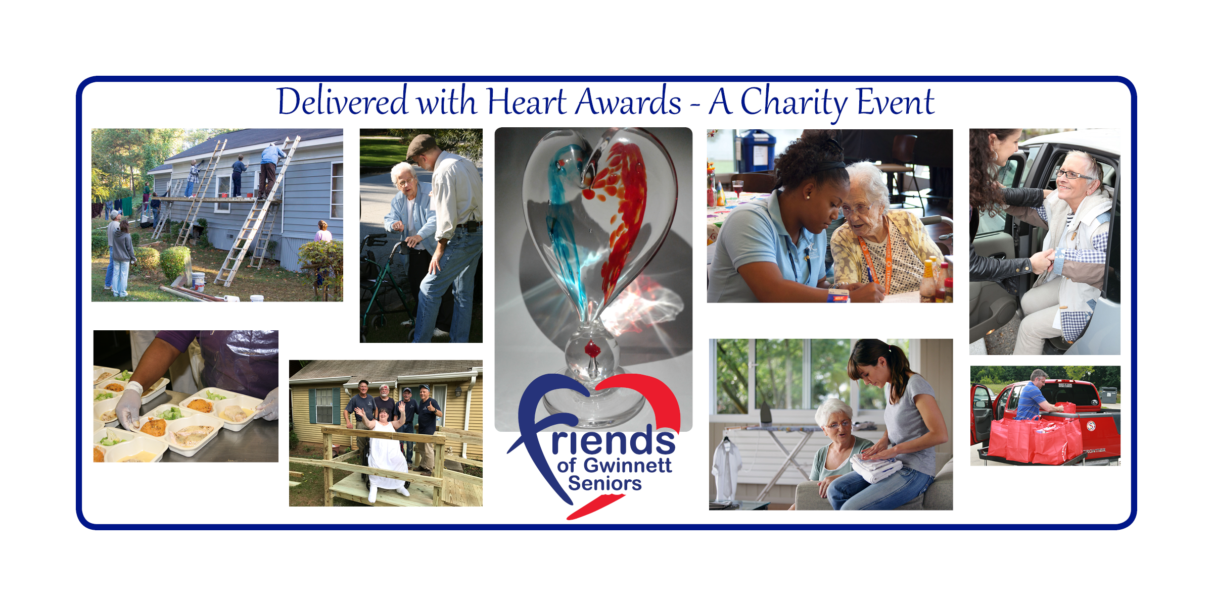 Delivered with Heart Event