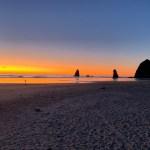 Michael-Hill-Solo-Surfer-Sunset