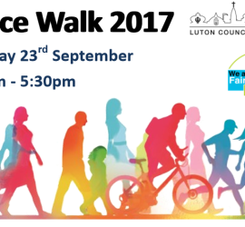 Luton Peace Walk