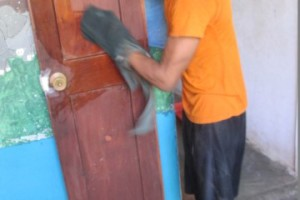 Painting House of Hope 2015