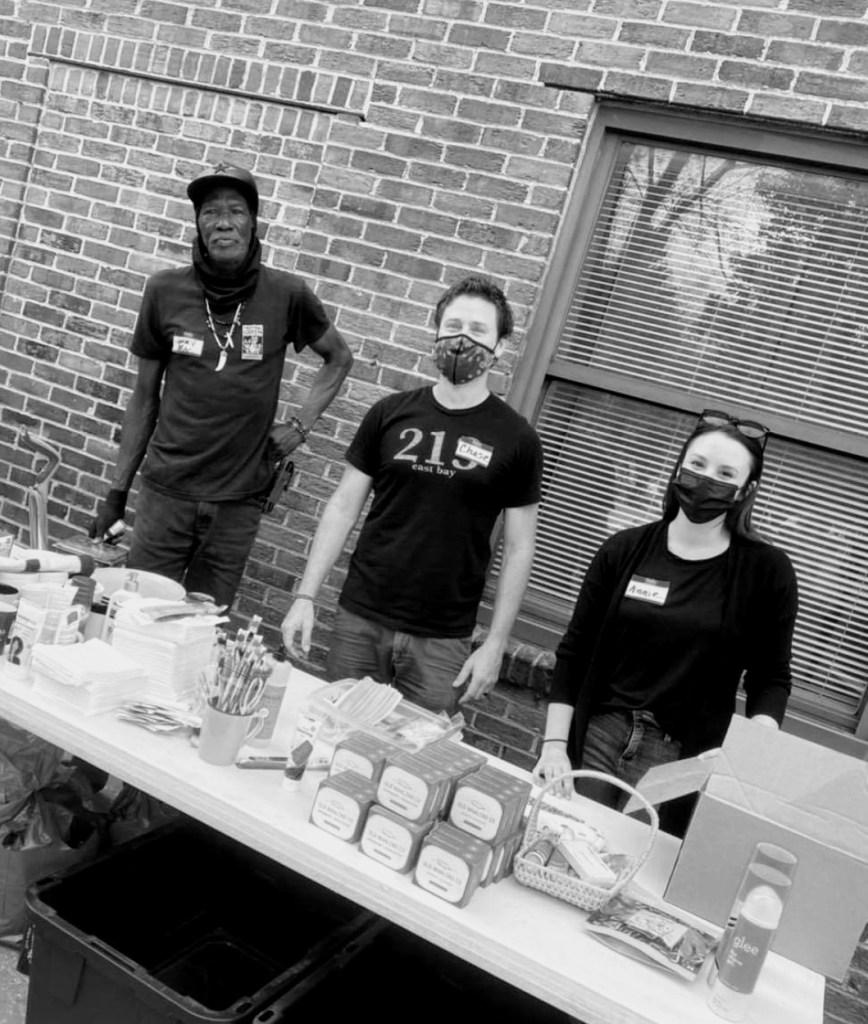 JFM Residents + Volunteers