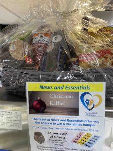 News and Essentials Christmas Raffle