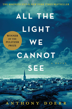photo of All the Light We Cannot See book cover