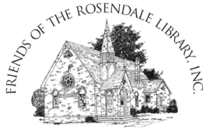 Friends of the Rosendale Library, Inc. (logo)