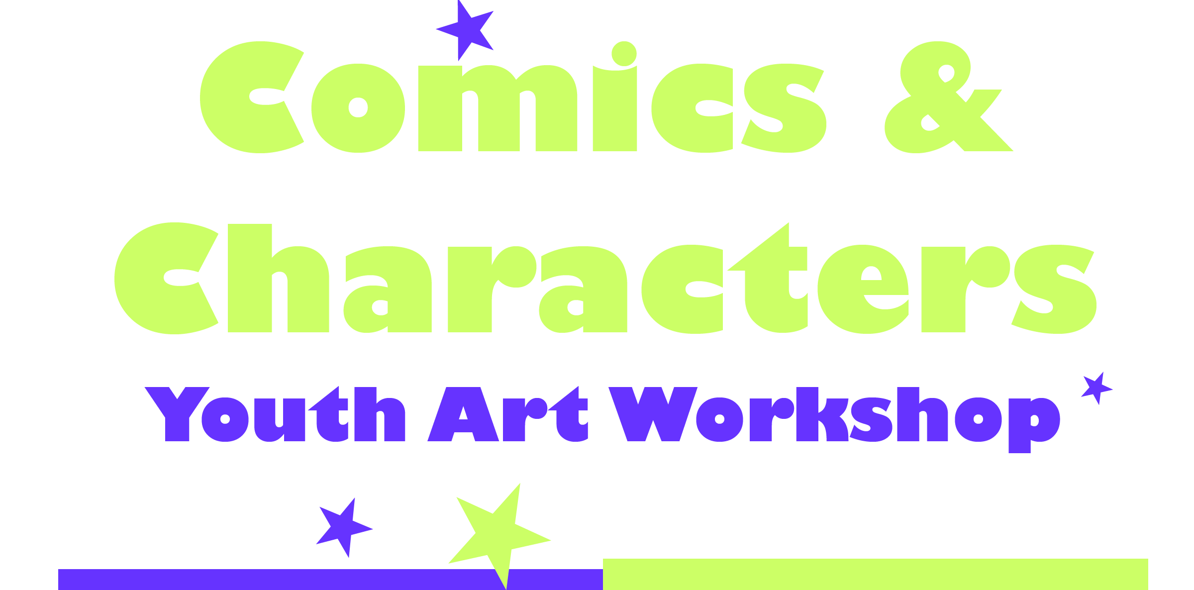 Comics & Characters Youth Art Workshop