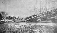 Pontyrhun Bridge Collapse 15 Dec 1878
