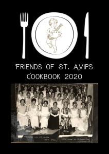 Friends of St. Avips | Cookbook | 2020