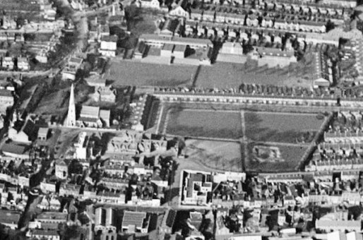 Friends of St Pauls Recreation Ground Historical Aerial