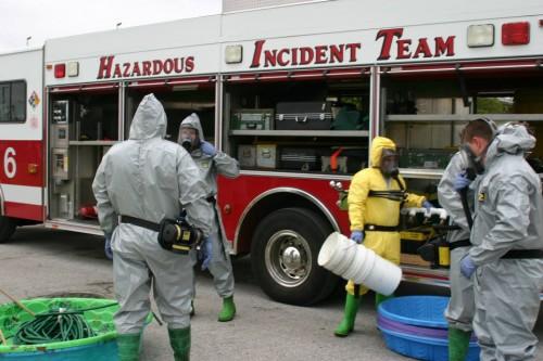 Hazardous Materials Technician Part 1 - ATPC 508