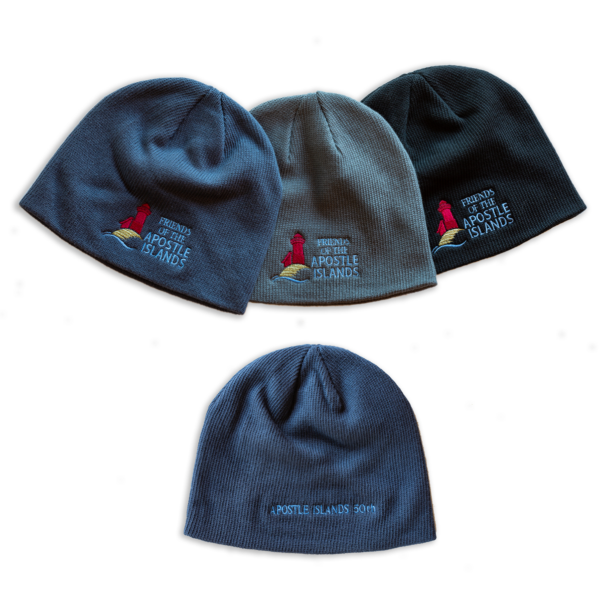 Friends Cotton Beanies 50th Edition