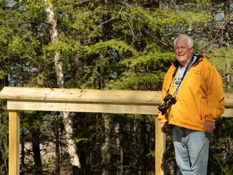 Friends Board Member Bob Jauch