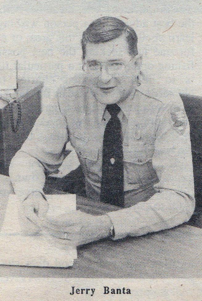 Jerry Banta