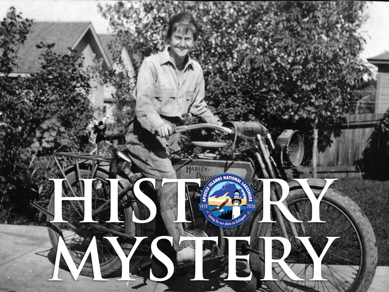 History Mystery Wellish