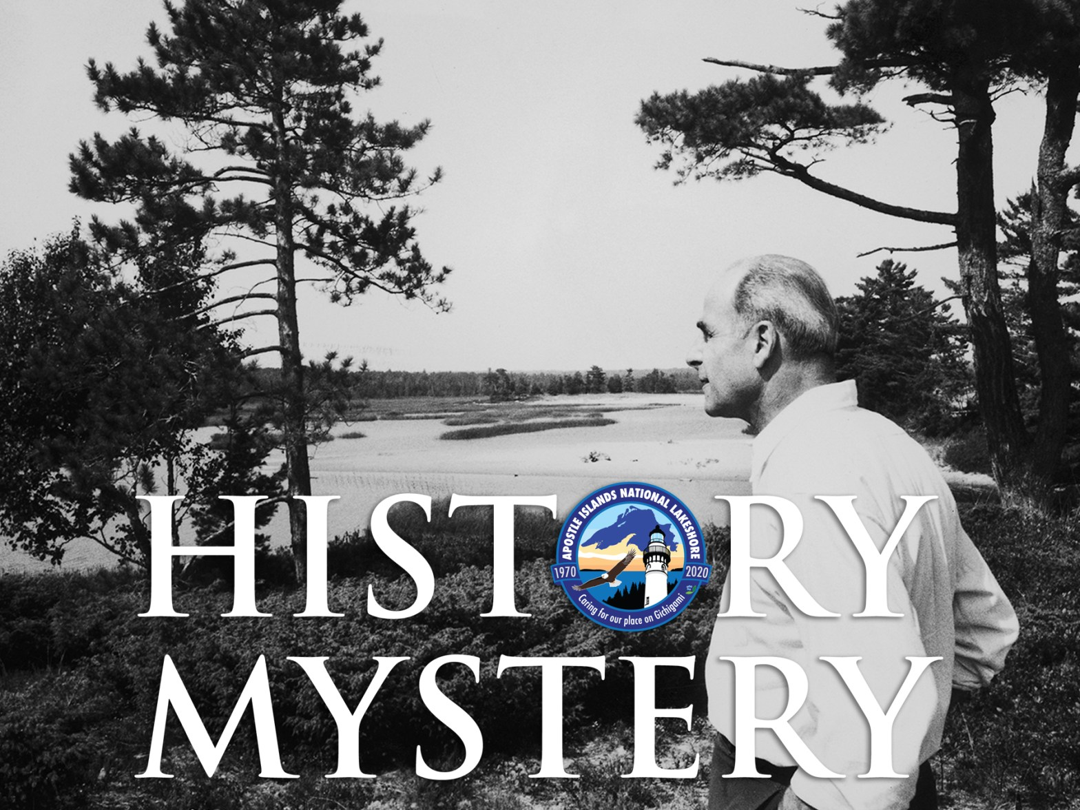 History Mystery Gaylord Nelson