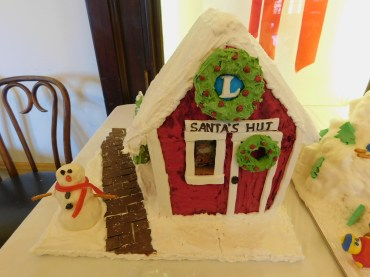 Santa's Hut Family Winner