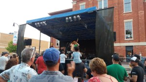 Dancing with the Courthouse Stars @ Woodstock Opera House
