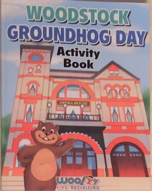 Groundhog Activity Book (2)