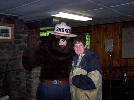 CCC Day June 6, 06 Smokey The Bear