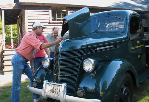 CCC Day Truck