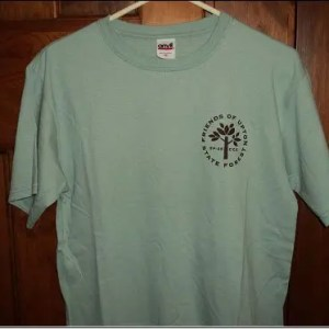 Friends of Upton State Forest T-shirt