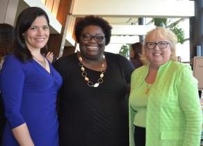 SARAH GISH PHOTO.Andrea Gardner, Fran Watson, Christina Gorczynski