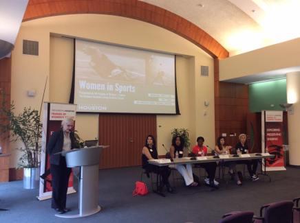 Dr. Elizabeth Gregory's opening remarks