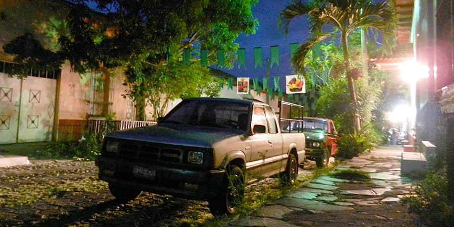 AVP El Salvador Medina