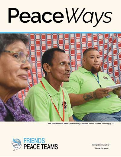 PeaceWays, Spring 2019
