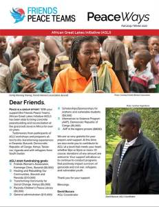 AGLI Newsletter 2019-20