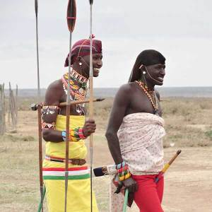 Samburu-menu