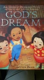 Gods Dream book cover