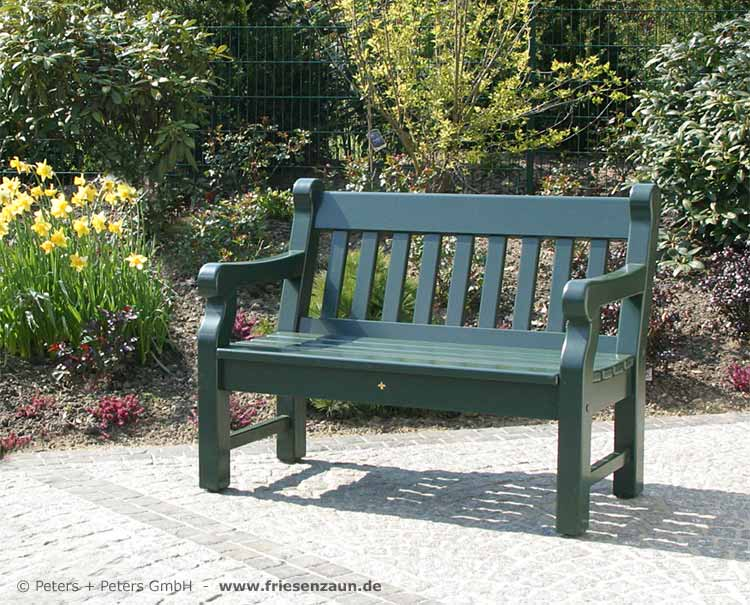 Wooden Garden Benches And Garden Furniture, Painted White