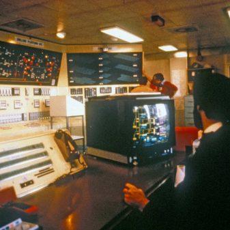 Kontrollrommet på QP, Kontrollromsoperatør